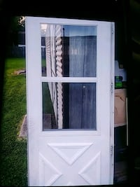 "32"" Storm Door ( Read The Description) Portsmouth, 23701"