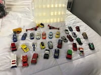 Hot Wheels Cars Collection (w/ Case) Metairie, 70003