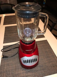 Glass Blender 818 mi