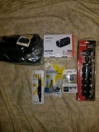 Sony HD Video Handycam Camcorder 16GB  Atwater, 95301