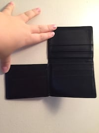 Black and blue polo wallet Toronto, M5A 4H1
