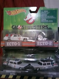 Hot wheels ghost busters  Temple, 76501