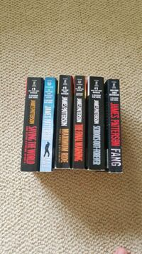 Maximum ride novel, books 1-6
