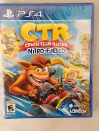 Crash Team Racing Seven Corners, 22044