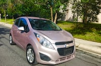 2013 Chevrolet Spark •Champagne Pink • Uber / Lyft• Very Low Miles Aspen Hill