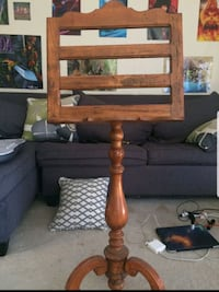 Decorative Wooden Music Stand