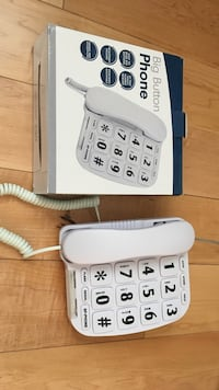Big button phone brand new. Ideal for elderly or visually impaired   Innisfil, L9S