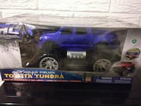 blue Toyota Tundra off road truck toy East Riverdale, 20737
