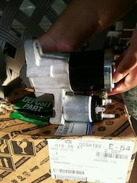New starter for 2010 Jeep Grand Cherokee Baltimore, 21215