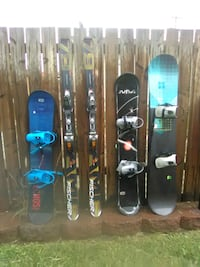 Skis and Snowboards East Wenatchee, 98802