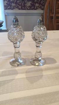 Antique Glass Shakers Chesapeake, 23323