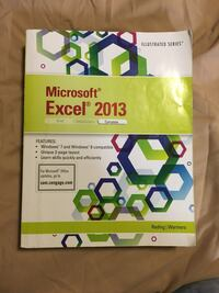 microsoft Excel 2013 book London, N5V