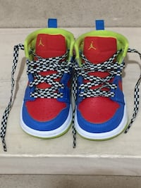 Nike Jordan 1 child shoe. Ajax