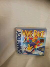 Gameboy wave race game case Boisbriand, J0N