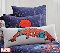 Twin Spider-Man Quilt Châteauguay