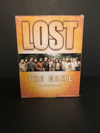 Family Game-LOST The Game! Factory Sealed NEW!