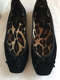 Jessica Simpson flats Norwalk