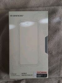 silver iPhone 6 plus case Sterling Heights, 48310