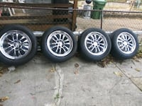 Chevy tahoe suburban silverado 20 inch rims and tires