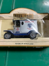 Vintage car made in England