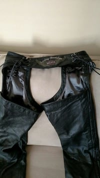 Price drop Leather Chaps-ladies, lambskin West Chester, 19380