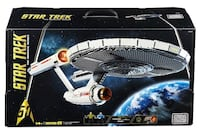 Mega Bloks Construx Star Trek Enterprice 纳什维尔, 37212