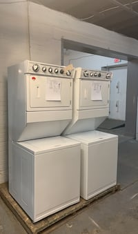 "27"" washer and dryer stacker  Toronto, M6H 4C8"