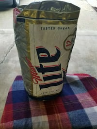 Miller Lite inflatable-2ft.