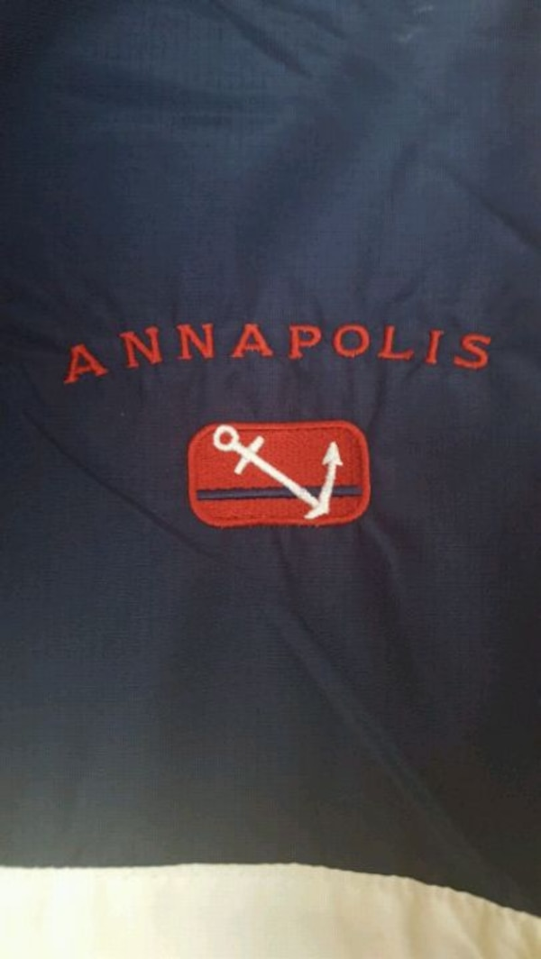 Annapolis wind breaker pullover by Gear size Large 5ee235b9-a17c-47d9-bd64-e171b9eeedd8