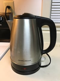 gray and black Black & Decker electric kettle Springfield, 22153