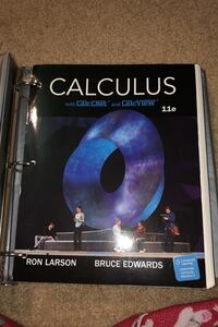 Calculus: 11e Ron Larson Tidewater Community College Chesapeake, 23325