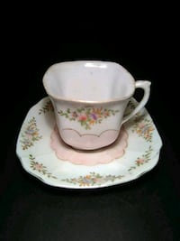 Cup and saucer Calgary, T2A 1L3