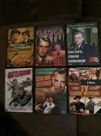 Classic TV Shows  and Movies (DVD)