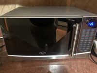 stainless steel Oster microwave oven New York, 10463