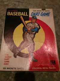Old baseball dart game Belleville, 62221