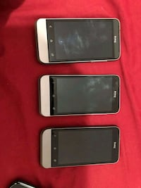 2 Left!! Unlocked HTC Android phones
