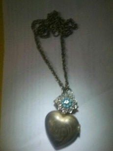 Locket is still for sale