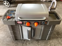gray and black Coleman gas grill Holly Pond, 35083