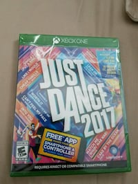 Just dance 2017 Xbox One (NEW) Stratford, 06615