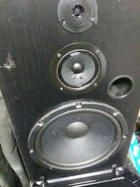 Home stereo speakers with 12s Columbia, 38401