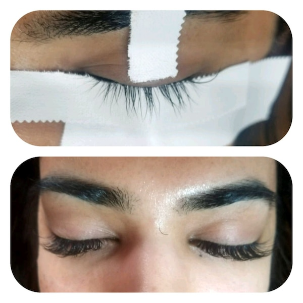 Eyelash extensions 8f4afcca-830e-45ee-be65-2be862fe3b51