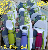 New kitchen gadgets 12 for $4 all Crest Hill, 60403