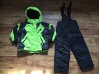 Children's Snow suit sz6 Medicine Hat