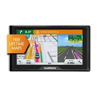 "Garmin Drive 60LM Auto GPS with Lifetime Continental US Maps & 6"" Screen Maryland"