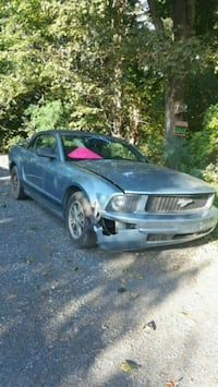 blue Ford Mustang GT coupe Waynesboro, 17268