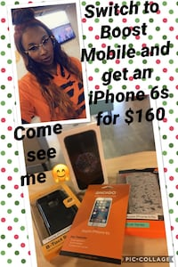 Stop in today and take home a brand new IPhone 6s  Columbia, 29229