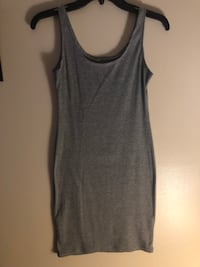 Women's gray short dress size S Lebanon, 45036