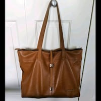Stella and Max Safiano Leather Totebag Surrey