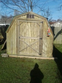 Barn Shed green metel roof.great Louisville, 40258