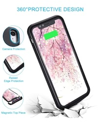 Battery Case for iPhone XR, LCLEBM 5000mAh Portable Charging Case